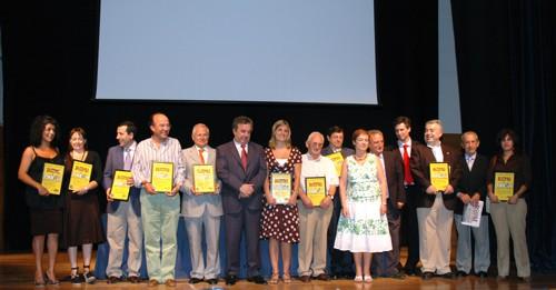 Galardonados en el III Premios de Turismo Rural Málaga 2006